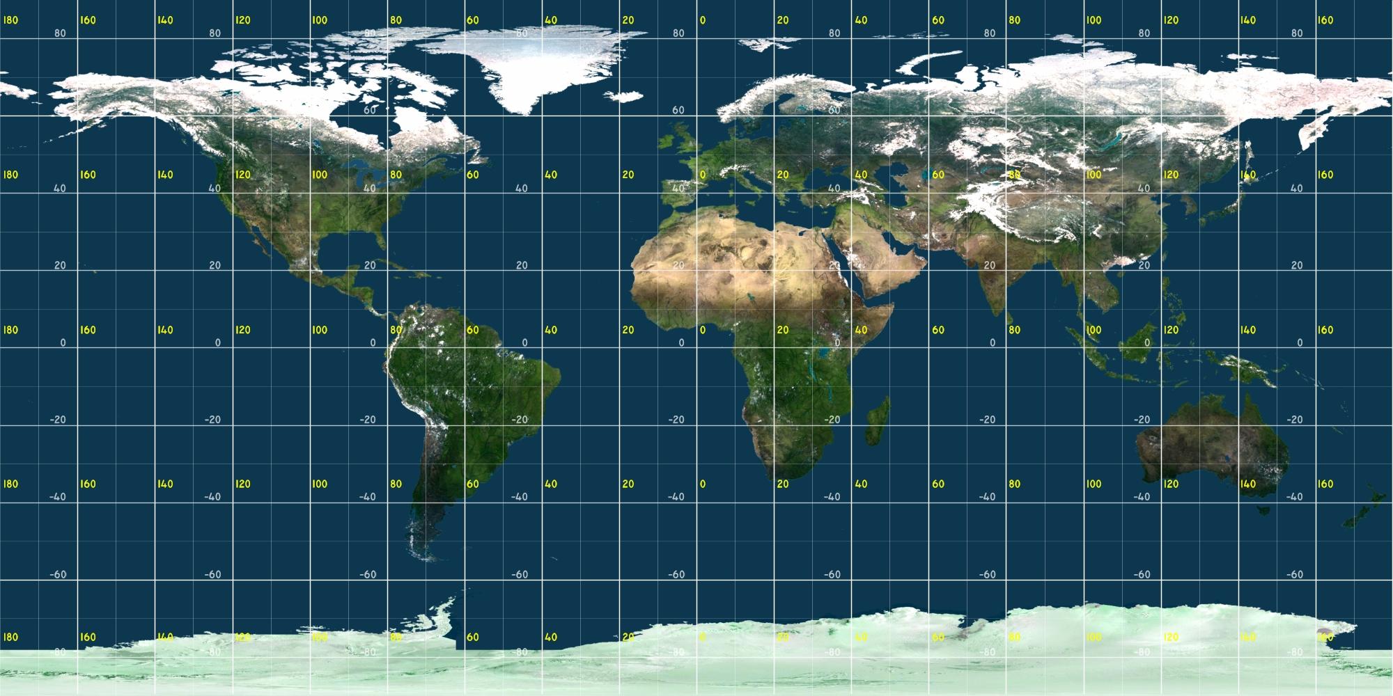 Cartina Del Mondo Con Meridiani E Paralleli.L Astronomo Dilettante The Apprentice Astronomer