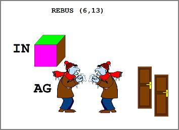 A spasso tra i banchi for Rebus facili da stampare